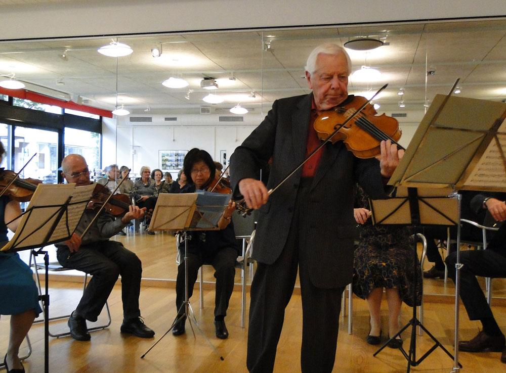 Jubiläumskonzert – 90 Jahre Max Lesueur