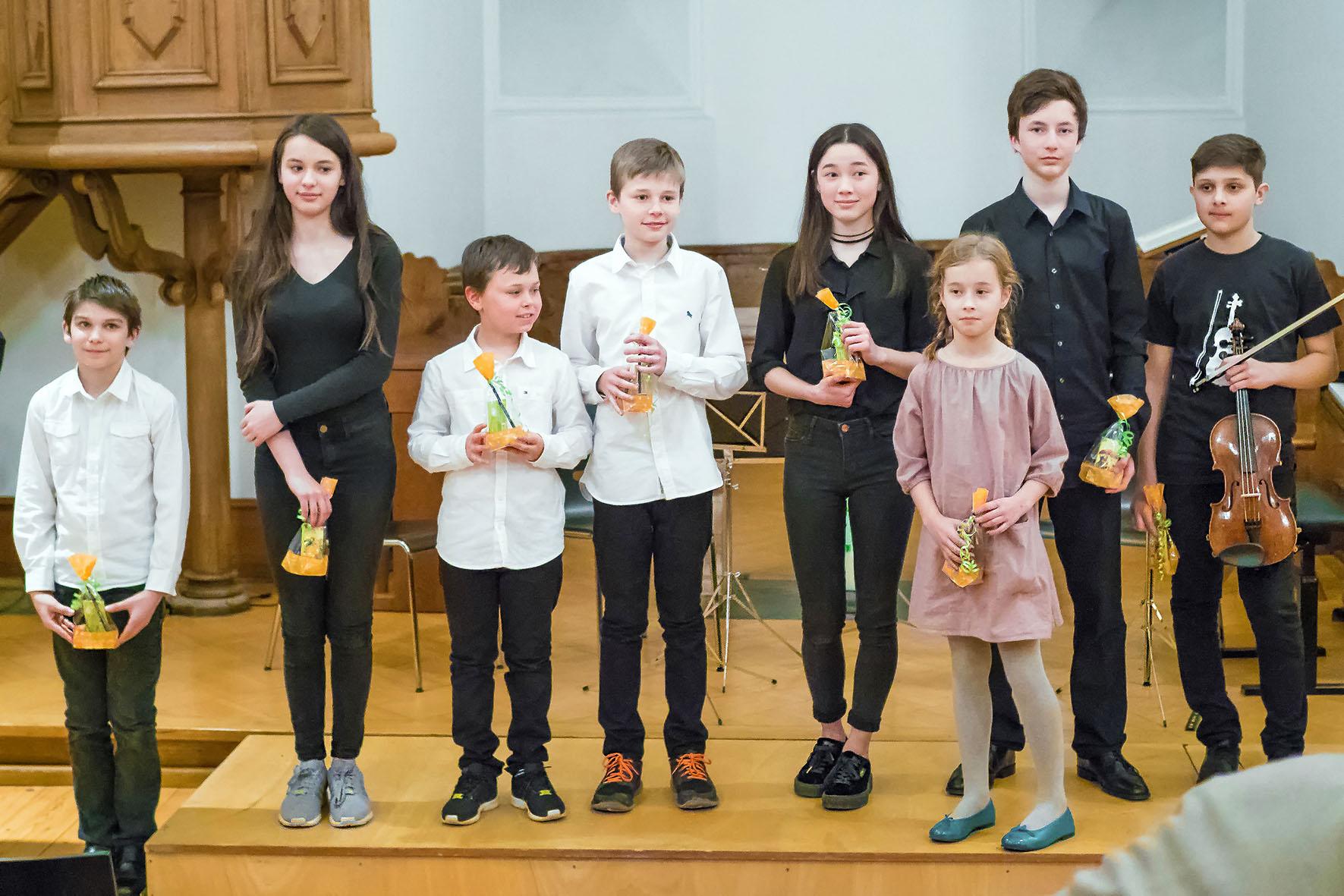 Jugendkonzert März 2017